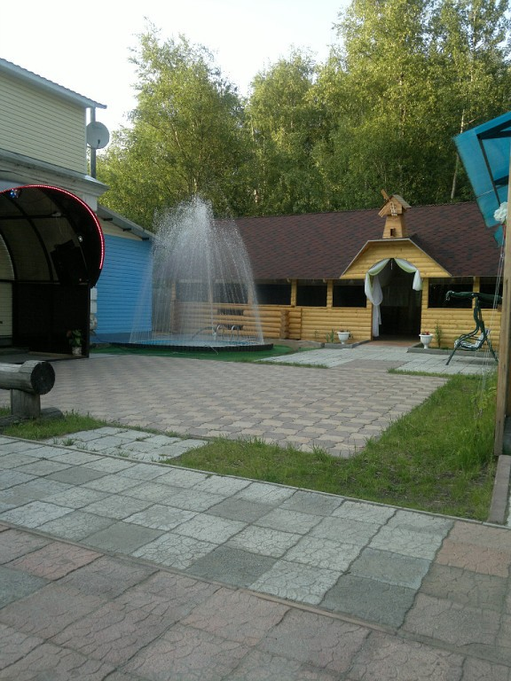 Грузинский дом ресторан кострома